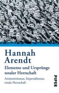 Bucheinband Hannah Arendt
