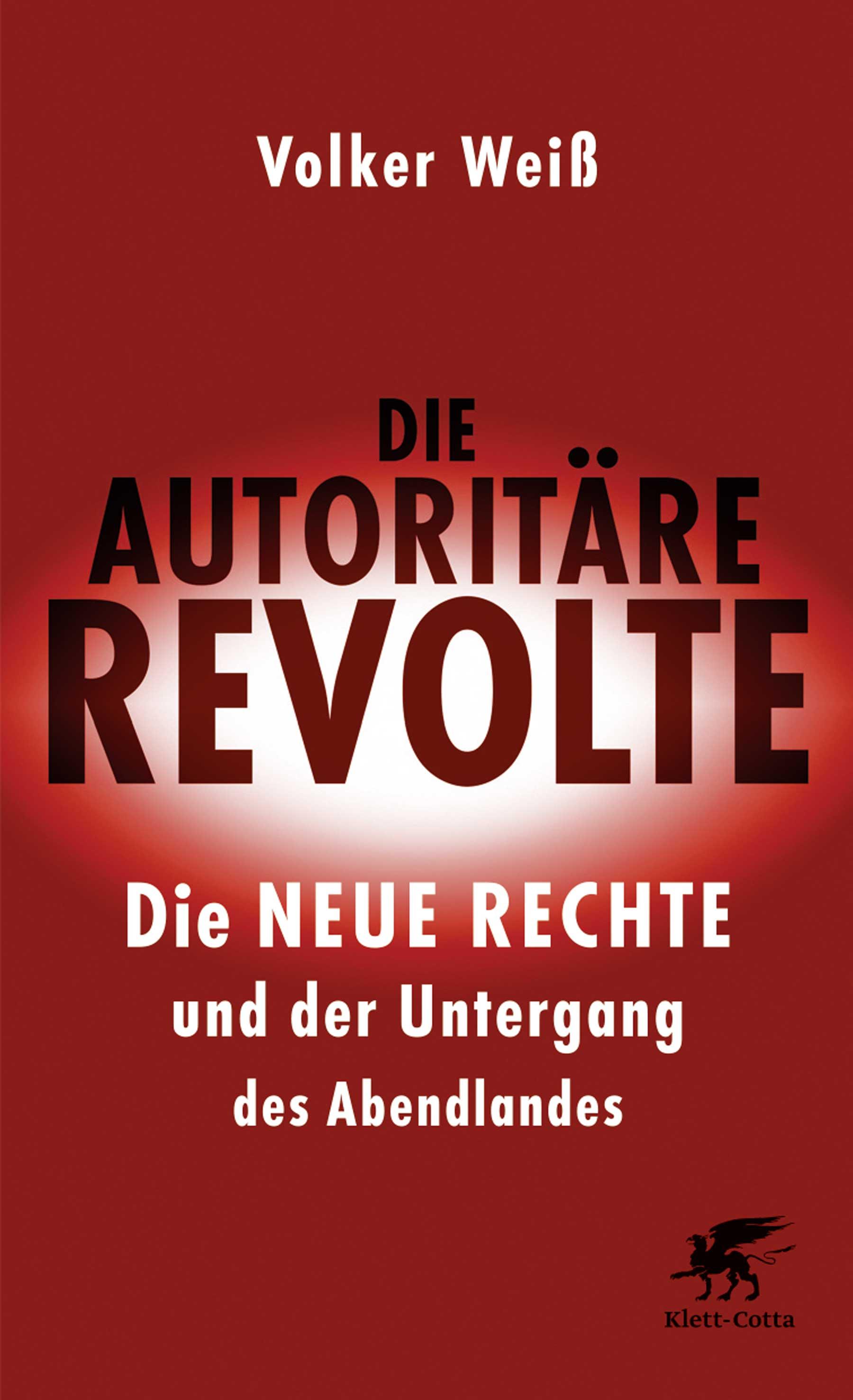 """Cover von """"Die Autoritäre Revolte"""""""